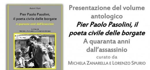 presentazione Pasolini